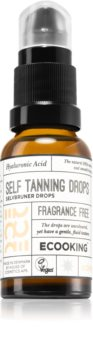 Ecooking Eco Self-Tanning Drops for Face