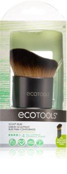 EcoTools Sculpt Buki kontúrozó kabuki ecset