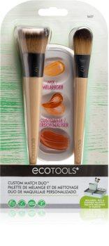 EcoTools Custom Match Duo™ set de brochas