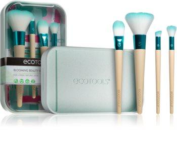 EcoTools Blooming Beauty Kit set perii machiaj