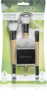 EcoTools Love Your Skin kit de pinceaux