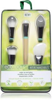 EcoTools Wake up and Glow multifunktioneller Pinsel mit 5 Bürstenköpfen