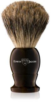 Edwin Jagger Best Badger Light Horn βούρτσα ξυρίσματος