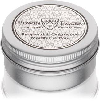 Edwin Jagger Bergamot & Cedarwood cire pour moustache