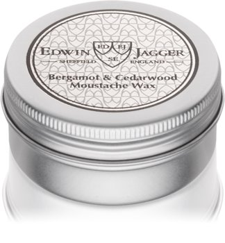 Edwin Jagger Bergamot & Cedarwood vosk na fúzy