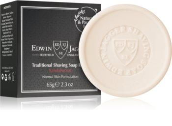 Edwin Jagger Sandalwood savon de rasage recharge