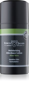 Edwin Jagger Aloe Vera balzám po holení pro citlivou pleť