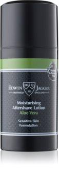 Edwin Jagger Aloe Vera бальзам після гоління для чутливої шкіри