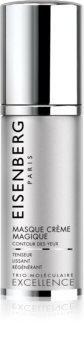 Eisenberg Excellence Masque Crème Magique Mascarilla para contorno de ojos antiarrugas, antibolsas y antiojeras