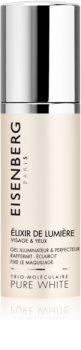 Eisenberg Pure White Élixir de Lumière gel illuminante per tutti i tipi di pelle