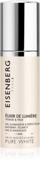 Eisenberg Pure White Élixir de Lumière озаряващ гел за всички типове кожа на лицето