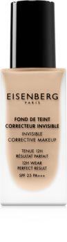 Eisenberg Le Maquillage Font De Teint Correcteur Invisible make-up pro přirozený vzhled SPF 25