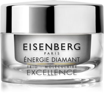 Eisenberg Excellence Énergie Diamant Soin Nuit noční regenerační a protivráskový krém s diamantovým práškem
