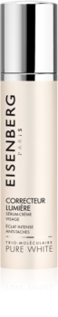 Eisenberg Pure White Correcteur Lumière Brightening Face Serum for Pigment Spots Correction