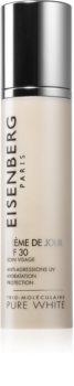 Eisenberg Pure White Crème de Jour SPF 30 crème de jour hydratante et protectrice SPF 30