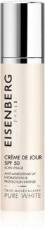 Eisenberg Pure White Crème de Jour SPF 50 krem nawilżająco-ochronny na dzień SPF 50+