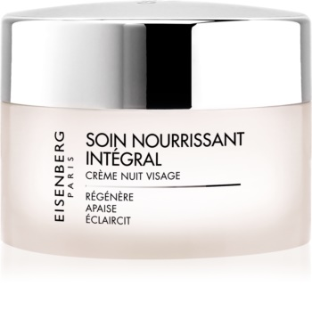 Eisenberg Pure White Soin Nourrissant Intégral Nourishing and Brightening Night Cream