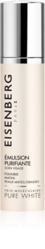 Eisenberg Pure White Émulsion Purifiante émulsion matifiante anti-taches pigmentaires