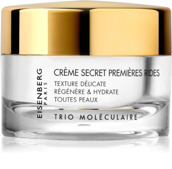 Eisenberg Classique Crème Secret Premières Rides regeneráló és hidratáló krém a bőröregedés első jeleinek eltüntetésére