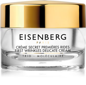 Eisenberg Classique Crème Secret Premières Rides Regenerating and Moisturizing Cream Against The First Signs of Skin Aging