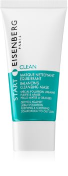 Eisenberg Start Masque Nettoyant Équilibrant masque purifiant