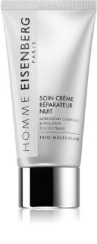 Eisenberg Homme Soin Crème Réparateur Nuit Anti - Aging Night Cream