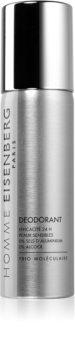 Eisenberg Homme dezodorant bez alkoholu a obsahu hliníka
