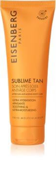 Eisenberg Sublime Tan Soin Après-Soleil Anti-Âge Corps Beruhigende After Sun Creme mit Antifalten-Effekt