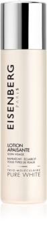 Eisenberg Pure White Lotion Apaisante успокояващ тоник за озаряване на лицето