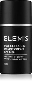 Elemis Men Pro-Collagen Marine Cream хидратиращ крем  против бръчки