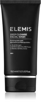 Elemis Men Deep Cleanse Facial Wash gel intens pentru curatare