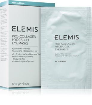 Elemis Pro-Collagen Hydra-Gel Eye Masks szemmaszk a ráncok ellen