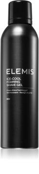 Elemis Men Ice-Cool Foaming Shave Gel gel spuma pentru ras cu efect racoritor