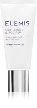Elemis Advanced Skincare Gentle Rose Exfoliator finom hámlasztó krém minden bőrtípusra