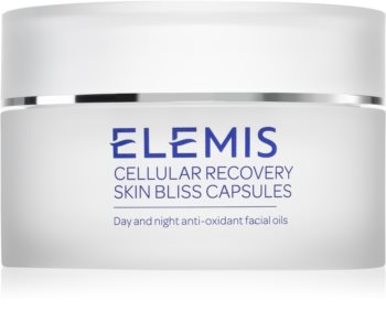 Elemis Advanced Skincare Cellular Recovery Skin Bliss Capsules Day and night anti-oxidant facial oils In Capsules