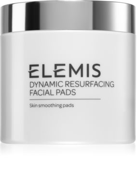 Elemis Dynamic Resurfacing Facial Pads Exfoliating Cotton Pads with Brightening and Smoothing Effect