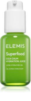 Elemis Superfood Cica Calm Hydration Juice gel lenitivo idratante