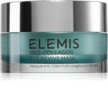 Elemis Pro-Collagen Eye Revive Mask crema anti rid pentru ochi  împotriva ridurilor și a cearcănelor întunecate