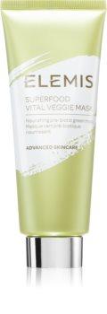 Elemis Superfood Vital Veggie Mask поживна маска для розгладження та роз'яснення шкіри