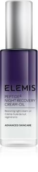 Elemis Advanced Skincare crema-olio rigenerante notte