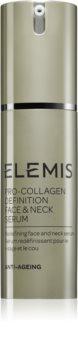 Elemis Pro-Collagen Definition Face & Neck Serum зміцнююча ліфтингова сироватка для шкіри обличчя, шиї та декольте
