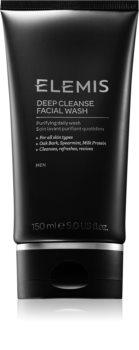Elemis Men Deep Cleanse Facial Wash дълбоко почистващ гел