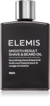 Elemis Men Smooth Result Shave & Beard Oil aceite de afeitado y barba