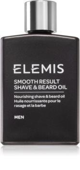 Elemis Men Smooth Result Shave & Beard Oil borotválkozó és szakáll ápoló olaj