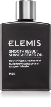 Elemis Men Smooth Result Shave & Beard Oil olej na holení a vousy