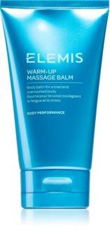Elemis Body Performance Warm-Up Massage Balm bálsamo de massagem relaxante com efeito de aquecimento