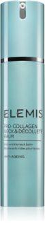Elemis Pro-Collagen Neck & Décolleté Balm ráncellenes ápolás nyakra és a dekoltázsra