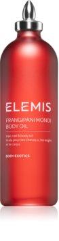 Elemis Body Exotics Frangipani Monoi Body Oil tápláló olaj hajra , körömre és testre