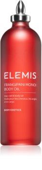 Elemis Body Exotics Frangipani Monoi Body Oil ulei pentru păr, unghii si corp