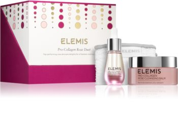 Elemis Pro-Collagen Rose Duet kosmetická sada pro ženy